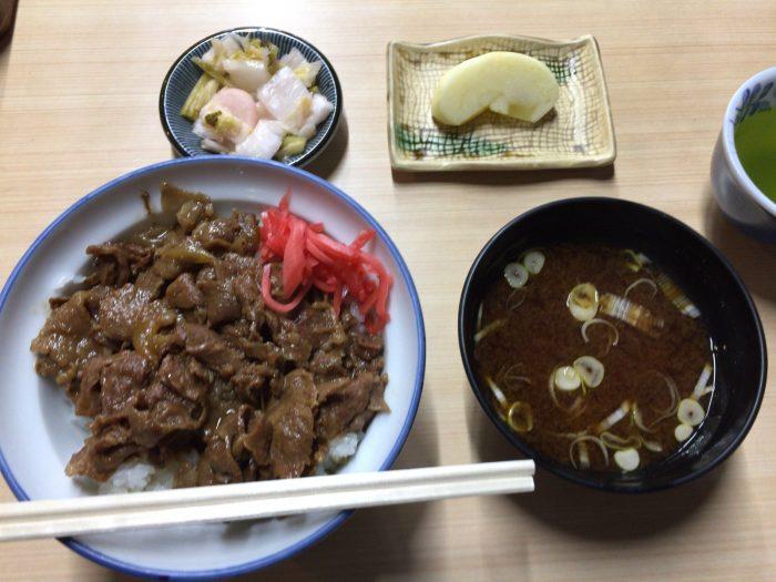 飛騨牛丼/Hida beef bowl