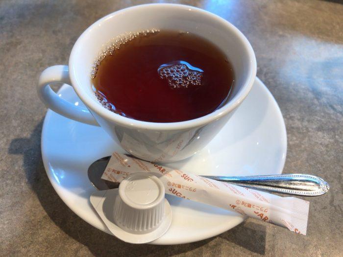 紅茶(HOT)
