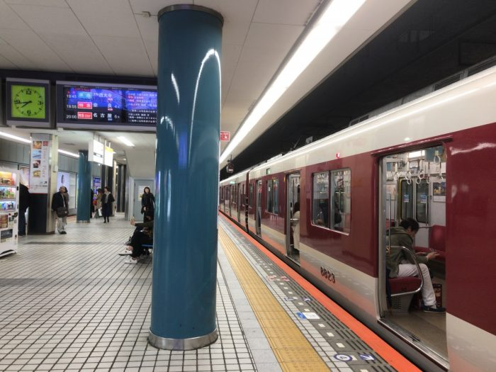 アーバンライナー(近鉄大阪難波駅発)