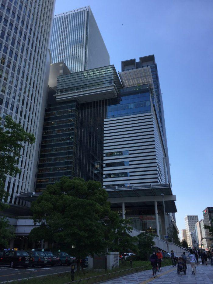 JRゲートタワー