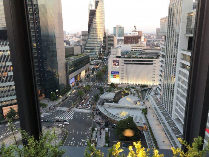 名駅高層ビル群
