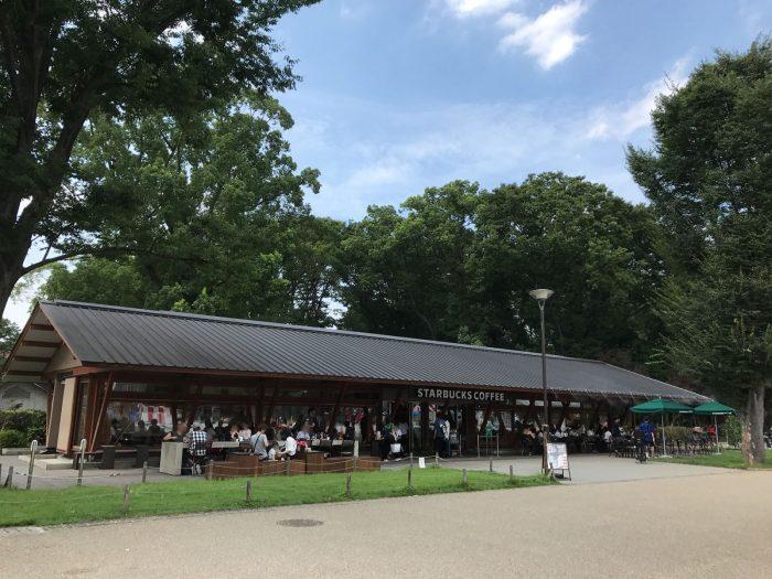 スターバックス 上野公園店