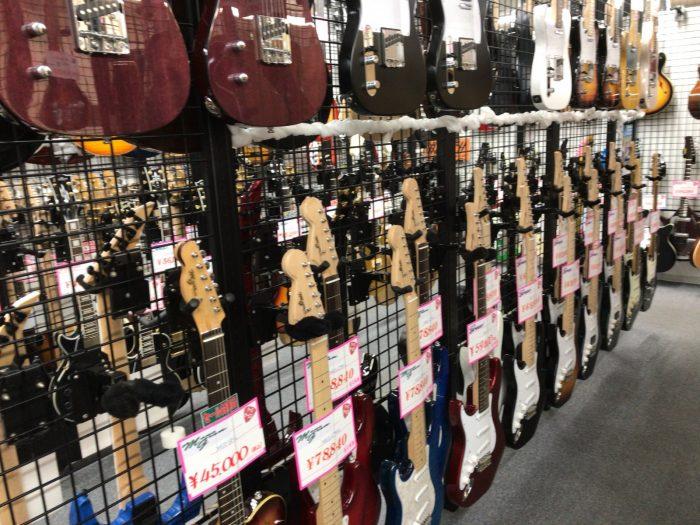 左利きギター専門店