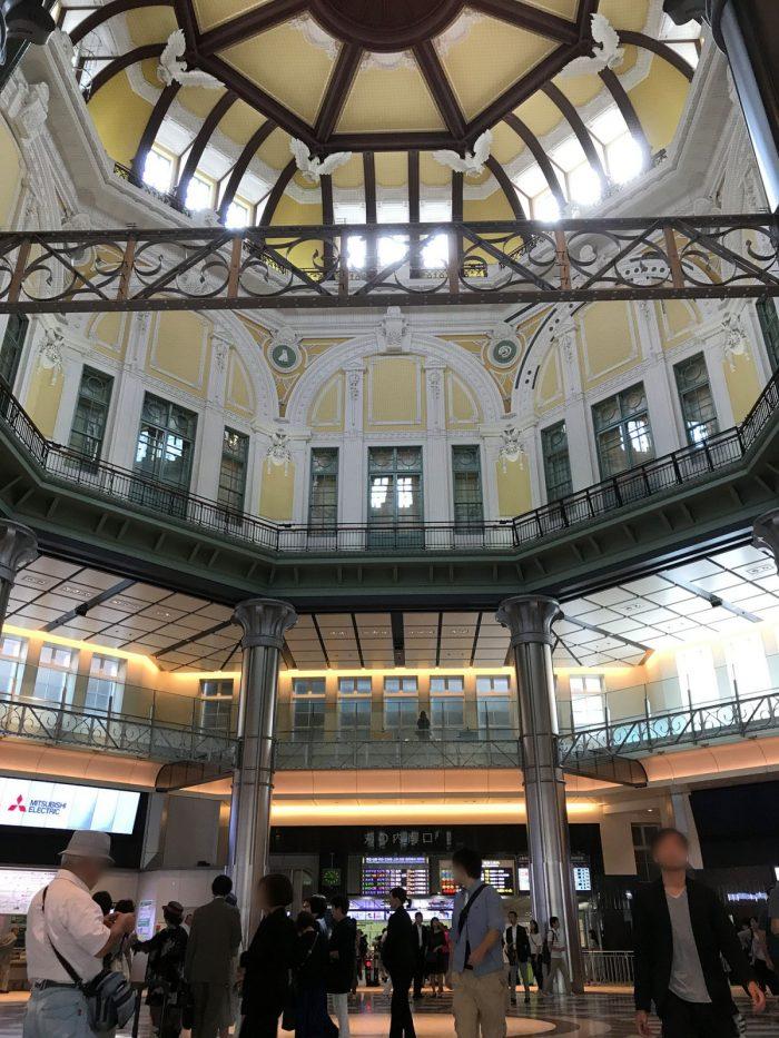 丸の内南口|東京駅