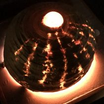 和紙の照明