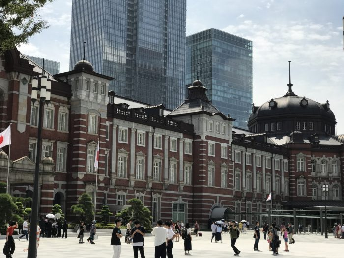 東京駅の駅舎