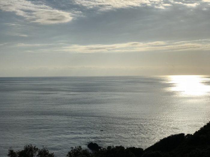 駿河湾|恋人岬からの景色