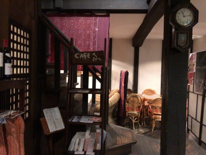 店内1F|Natural Cafe&Gallery 蔵
