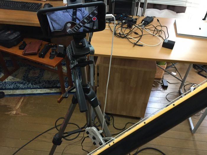 動画撮影はスマホの標準カメラアプリでオッケー