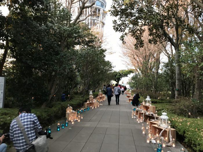 江ノ島キャンドルナイト