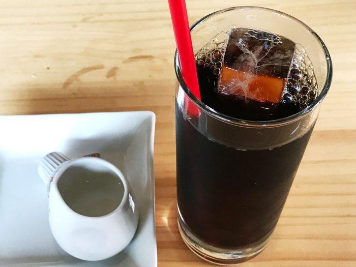 アイスコーヒー|ドルチェヴィータ