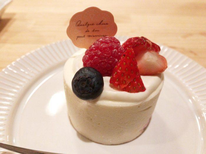 レアチーズケーキ|ドルチェヴィータ