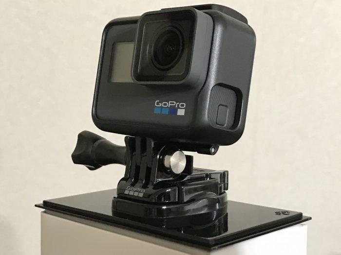 前面|GoPro HERO6 Black