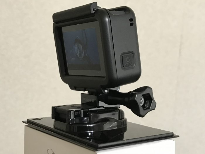 背面|GoPro HERO6 Black