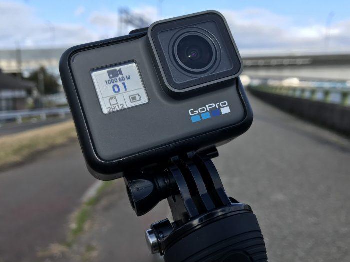 GoPro用カメラグリップ