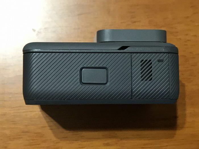 GoPro底面のフタ