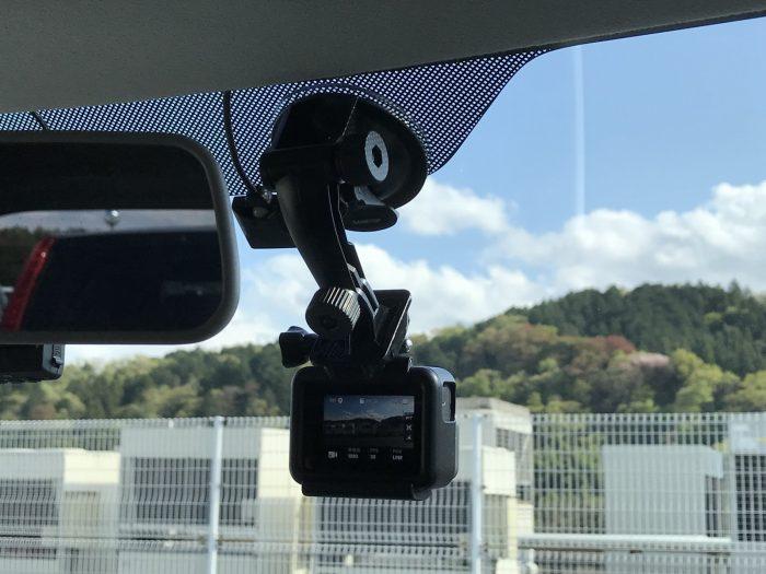 (GoPro用)車載カメラ吸盤式サクションカップマウント