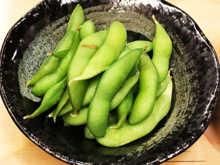 枝豆|咲串おかげ屋 栄店