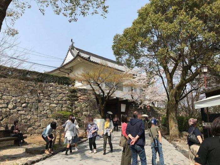 門|犬山城
