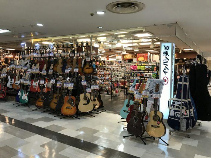 イシバシ楽器 名古屋栄店