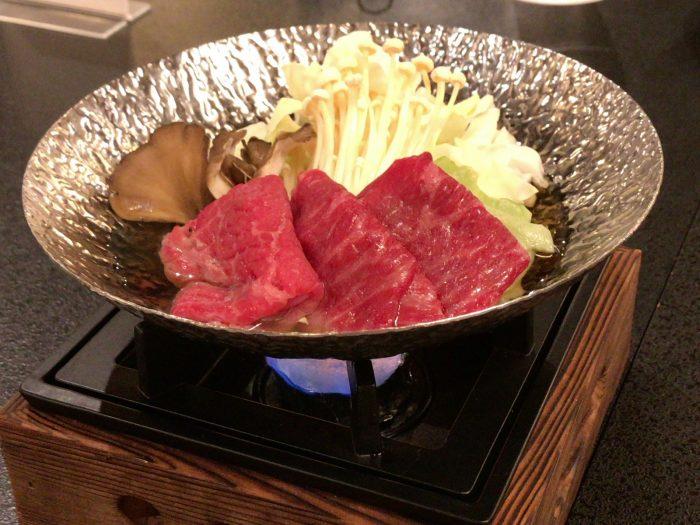 国産牛味しゃぶ+野菜一式|山形屋
