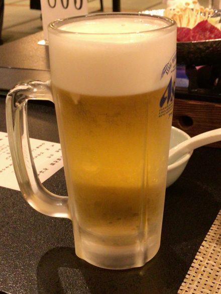 生ビール|山形屋