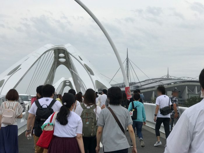 豊田大橋|B'zのライブへ