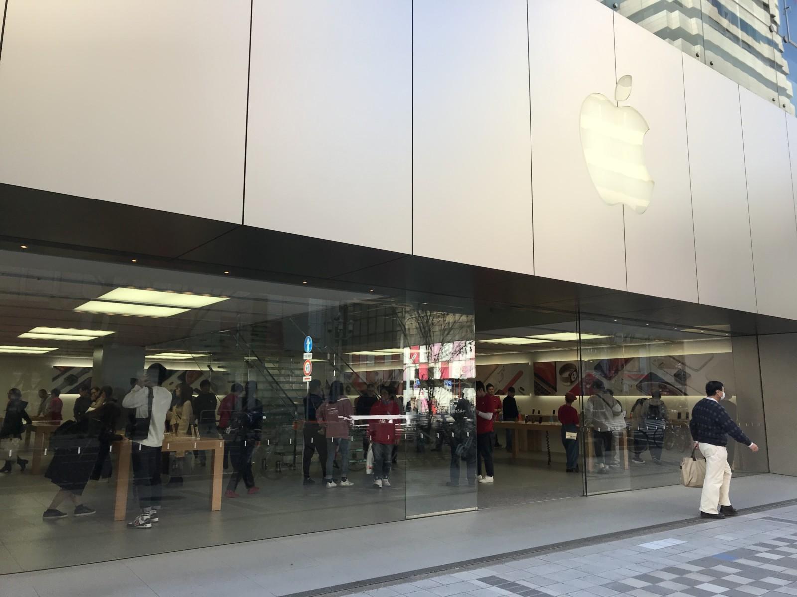 ストア 店舗 apple