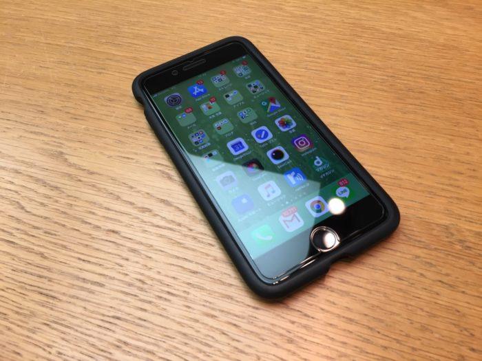 iPhoneのバッテリー交換完了