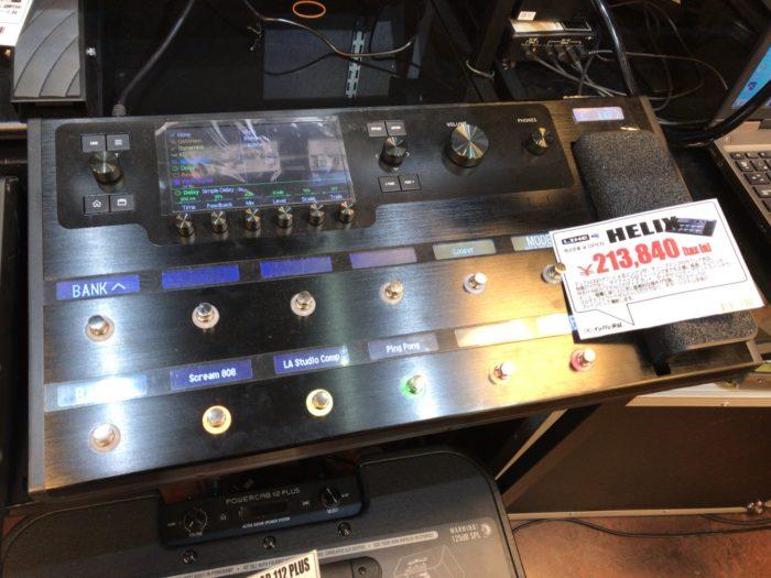 Line 6 Helix Floor|イシバシ楽器(名古屋栄店)