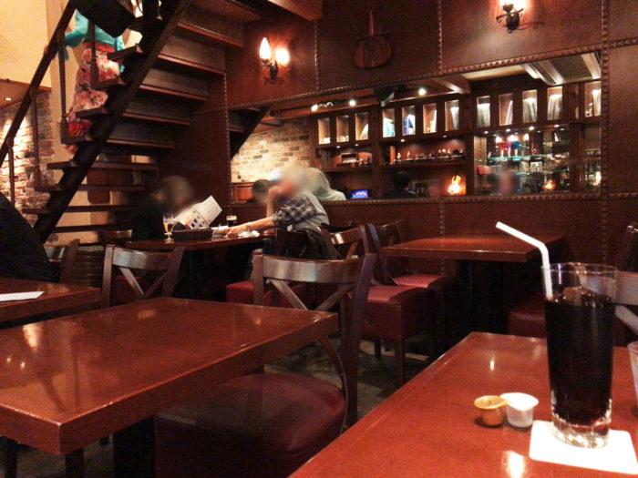 ジャズ喫茶BASSLINE:店内